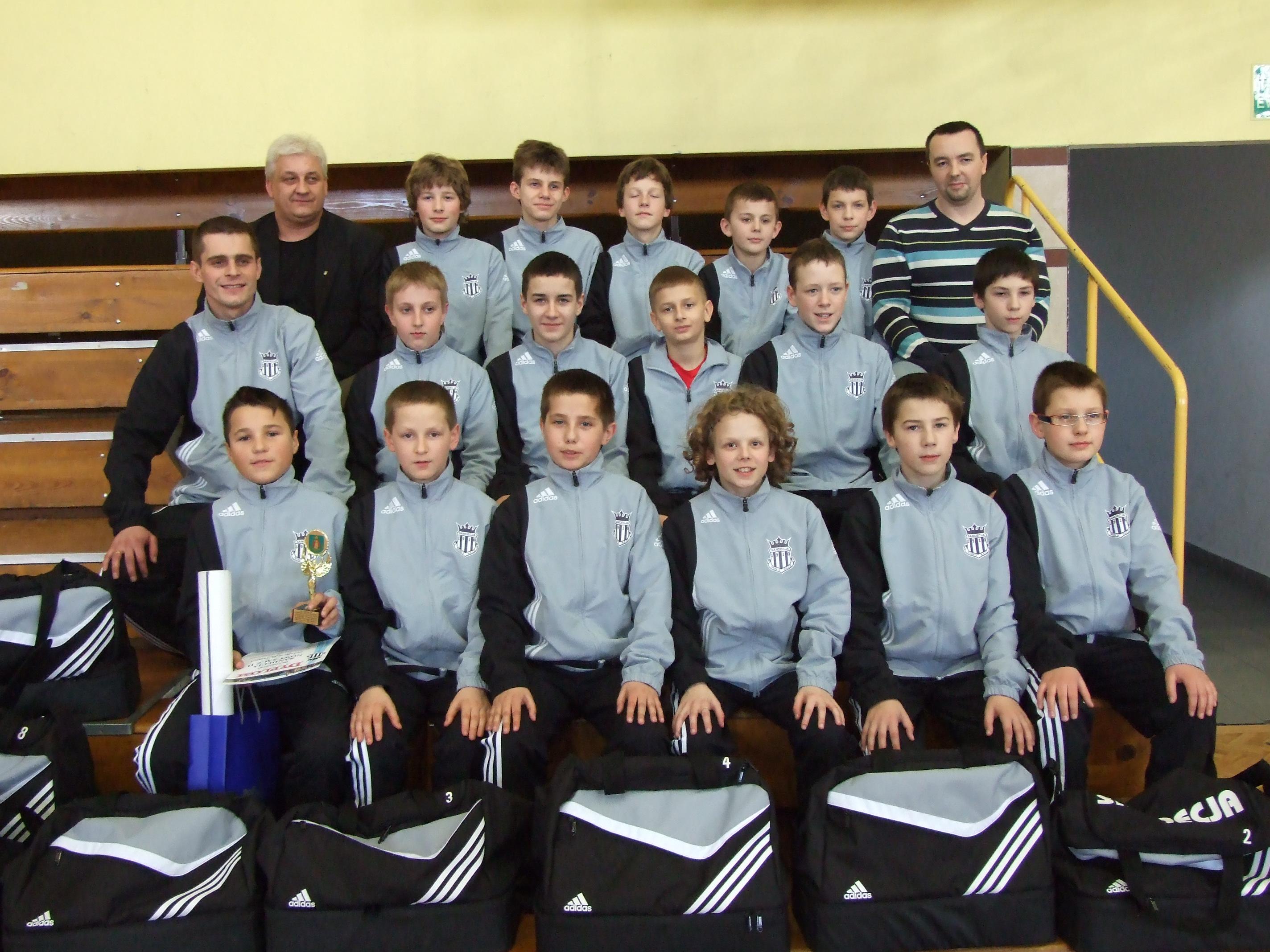 Wspieramy sport młodzieżowy